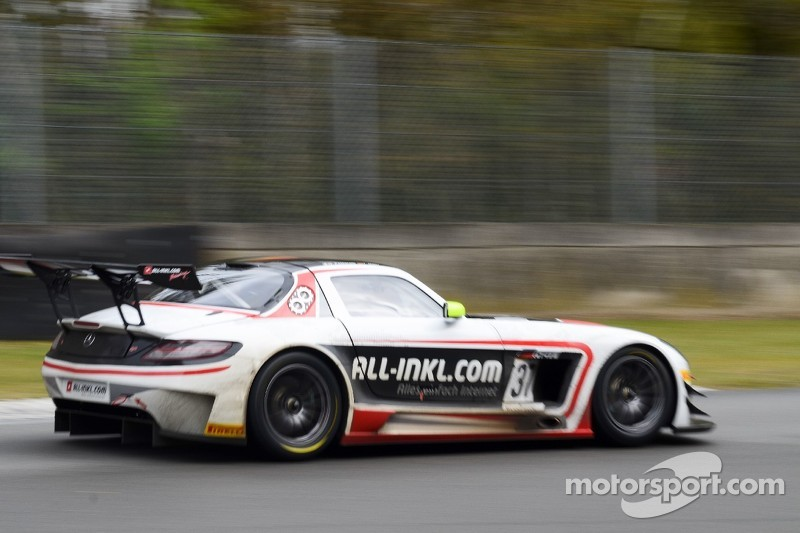 A rollercoaster weekend for Pastorelli at Slovakiaring