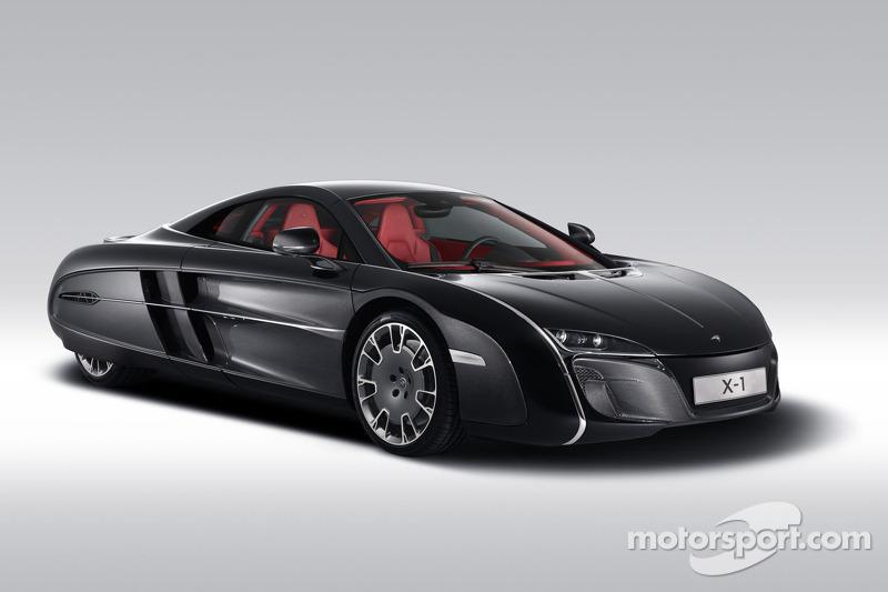 Unique X-1 - No challenge is too great for McLaren