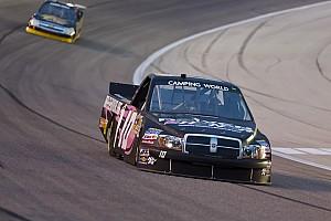 NASCAR Truck Preview Ramey Motors to Sponsor Cobb's RAM at Bristol