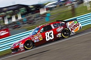 NASCAR Cup Preview Cassill looking forward to first race at 'Old Bristol'