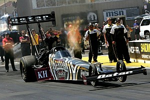 NHRA Testing report Langdon, Schumacher, Beckman, Krawiec among quickest drivers in Indianapolis testing