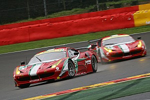 WEC Preview AF Corse to field three Ferraris at Silverstone