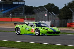 WEC Qualifying report Krohn Racing start from fourth in the GTE-Am class at Silverstone