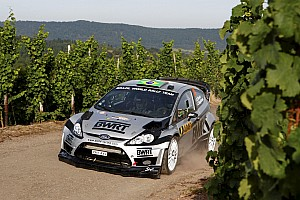 WRC Leg report Oliveira finished the second day in Germany with a high performance