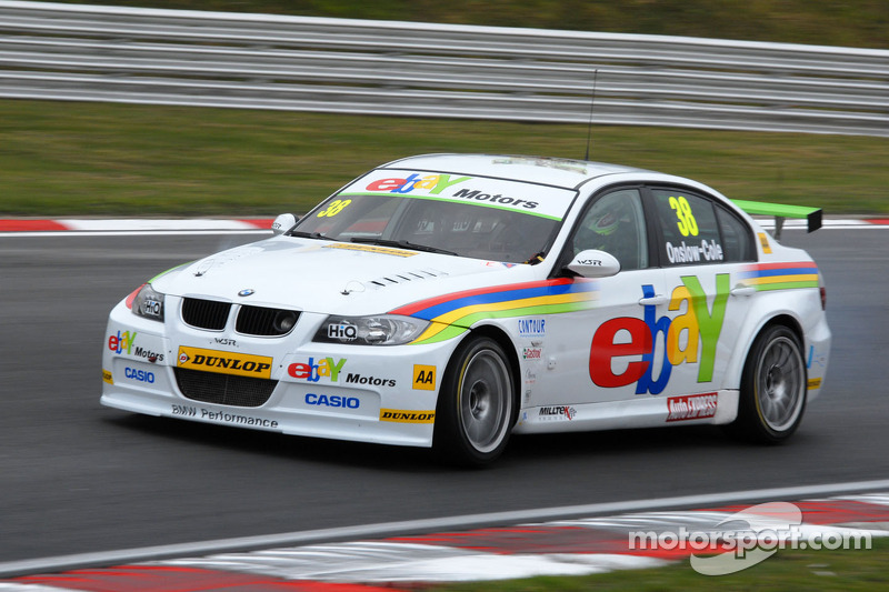 Collard wins as Plato goes off at Knockhill