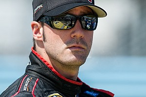 NASCAR Cup Race report Menard earns hard-fought Top-10 finish at Bristol 500