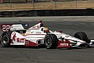 Disappointing day for Panther and Servia in Sonoma