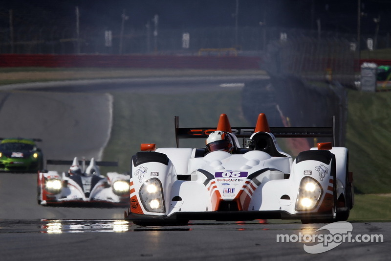 Championship-winning CORE autosport ready to attack Baltimore streets