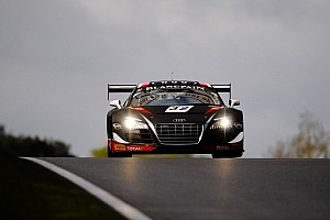 Blancpain Sprint Race report WRT Audi wins action packed race in Moscow