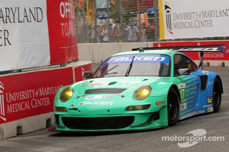 Team Falken Tire: Sellers and Henzler remain Kings Of Baltimore