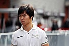 Ma Qing Hua will make his debut in first practice of Italian GP