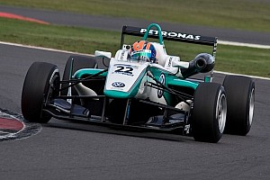 BF3 Race report Lynn wins but is penalised at Silverstone; Jaafar awarded victory