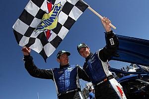 Grand-Am Race report Garcia and Westbrook hand Spirit of Daytona Corvette victory at Laguna Seca