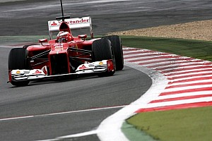 Formula 1 Testing report Bianchi ends on top of Young Drivers test at Magny-Cours
