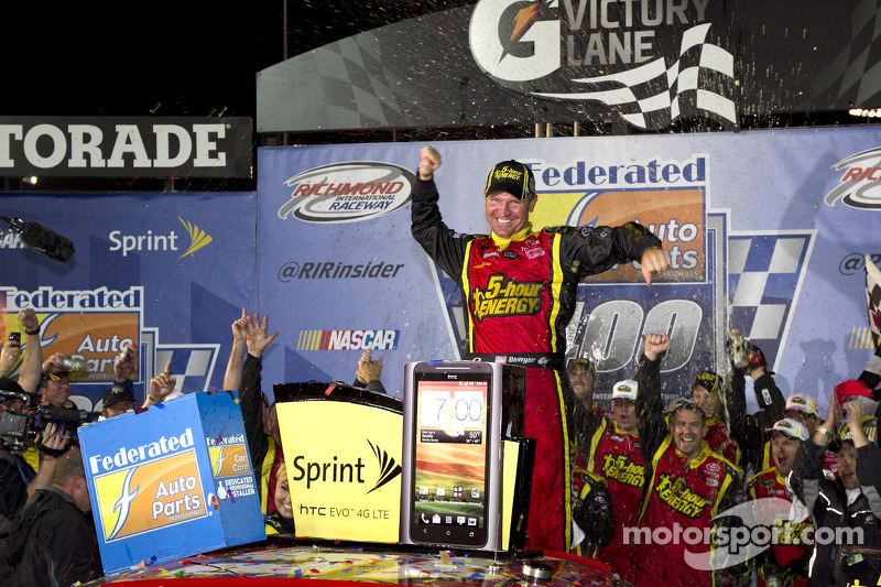 Bowyer looks to carry win momentum to Chicagoland