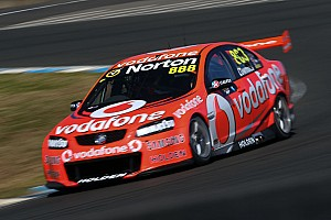 Supercars Qualifying report TeamVodafone thwarted by issues in Sandown 500 qualifying race