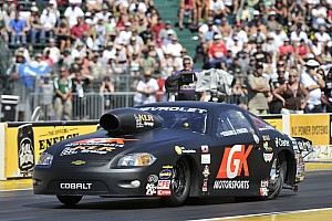 NHRA Qualifying report Enders looks for long day in Charlotte Pro Stock eliminations