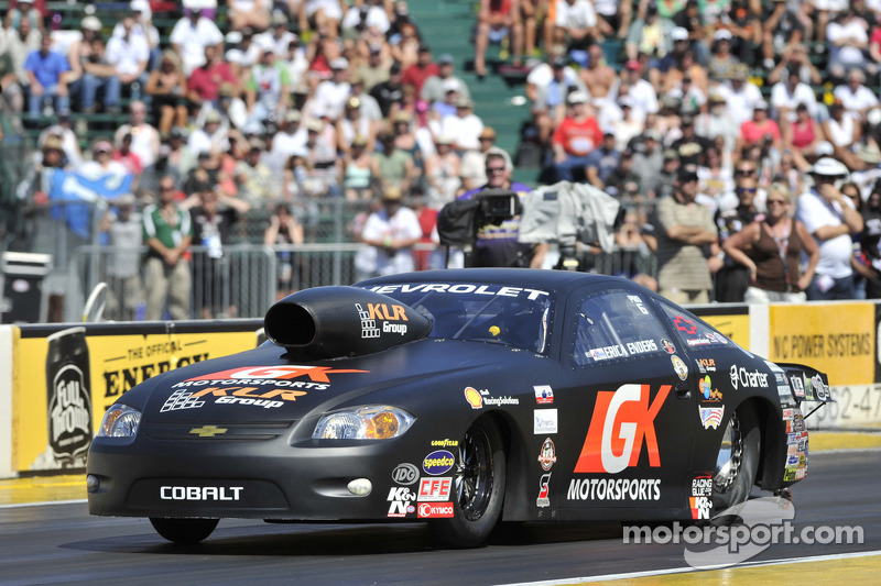 Enders looks for long day in Charlotte Pro Stock eliminations