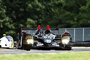 ALMS Race report Scott Tucker and Level 5 Motorsports Honda scores class win at VIR