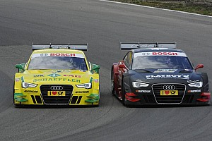 DTM Race report Audi drivers quotes after the race at Oschersleben