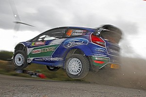 WRC Leg report Latvala claims emphatic victory for Ford at Wales Rally GB