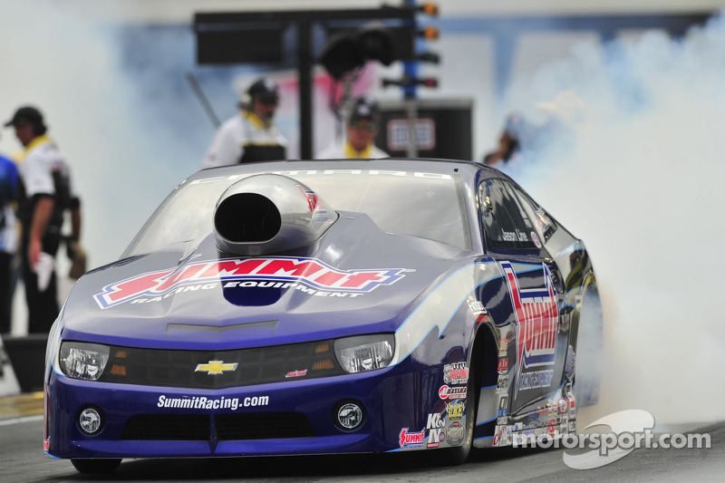 Jason Line starts Countdown with big win at zMAX Dragway