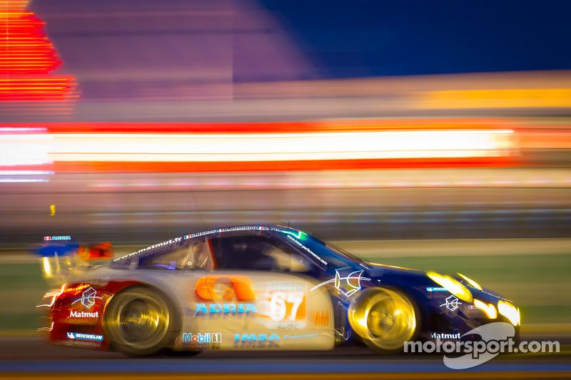 IMSA Performance Matmut ELMS team to contest Petit Le Mans