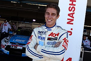 WTCC Preview Nash is California Dreamin' for the first time
