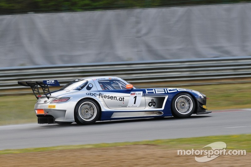 HEICO-Gravity-Charouz will be battling for the two titles at Nürburgring