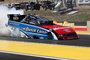 NHRA Race report Tasca wins AAA Texas NHRA in dramatic fnal-round with Hagan