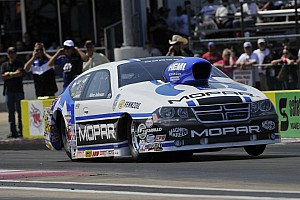 NHRA Qualifying report Allen Johnson gains crucial points in Friday qualifying at St. Louis