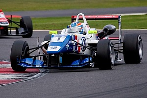 BF3 Race report Harvey trails Jaafar by 1 point after Donington Race 1 victory