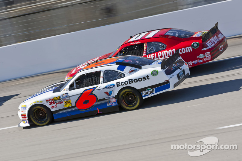Ford Dover Nationwide post-race quotes