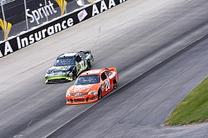 NASCAR Cup Race report Logano overcomes early back luck with a Top-10 finish