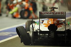 Formula 1 Rumor Force India stay 'not certain' for Hulkenberg