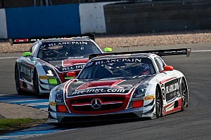 Blancpain Sprint Race report Six is the number for Pastorelli and the All-Inkl.com team FIA GT1 Champions 2012