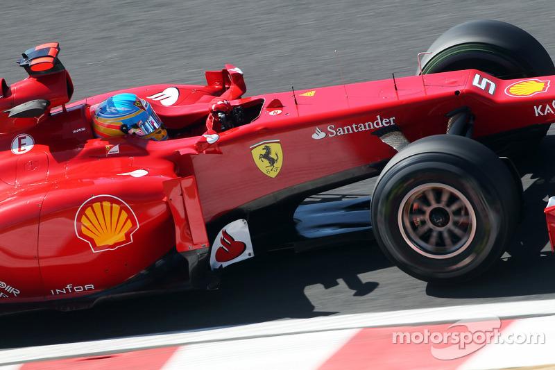 Japanese GP - No surprises for Ferrari in Land of the Rising Sun