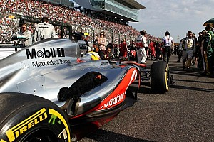 Formula 1 Special feature Hamilton not expecting to win races in 2013
