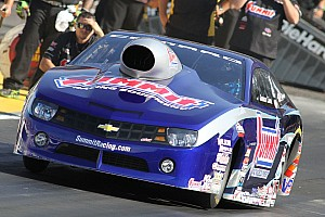 NHRA Race report Mechanical issue for Line in Maple Grovie semi-finals