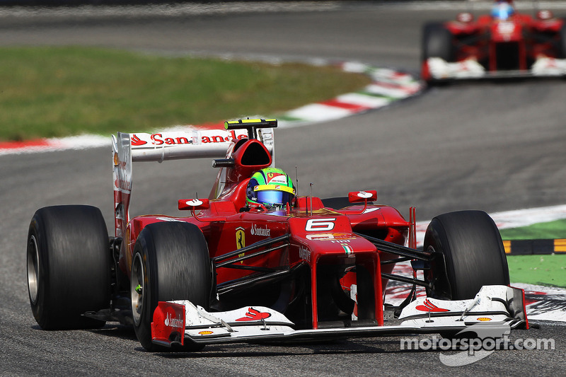 Massa 'can be even faster' than Alonso - Vettel