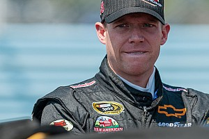 NASCAR Cup Interview Regan Smith talks about subbing for Dale Earnhardt Jr.