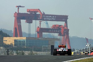 Formula 1 Practice report HRT - Free Practice sessions at the Korean Grand Prix