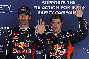 Formula 1 Breaking news Red Bull denies 'team orders' looming in Korea