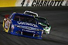 Long green-flag runs hurt Bayne and Wood Brothers Ford in Charlotte 500