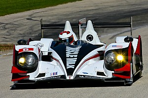 ALMS Testing report Muscle Milk Pickett Racing records top speed in Road Atlanta testing