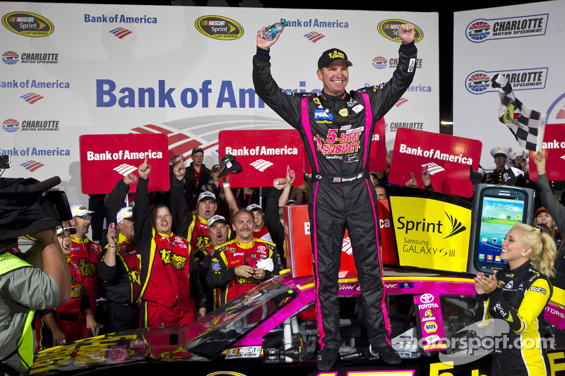 Clint Bowyer heads home to Kansas with high hopes