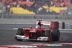 Formula 1 Commentary Ferrari only need two-tenths boost - Domenicali