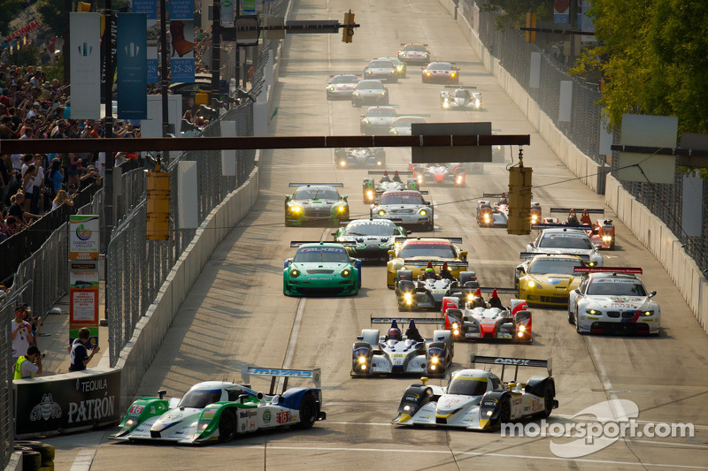 Live coverage of Sebring and Petit Le Mans in 2013