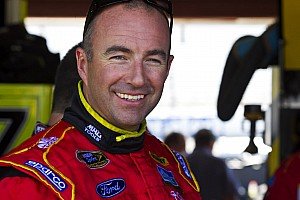 NASCAR Cup Interview Marcos Ambrose happy about  RPM re-signing with Ford Racing