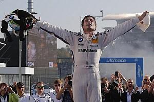 DTM Breaking news Bruno Spengler gets his DTM revenge with BMW